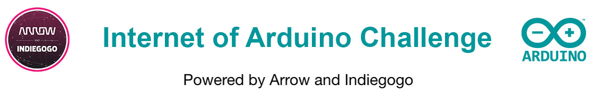 Powered by Arrow and Indiegogo