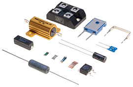 Riedon Resistors at Verical